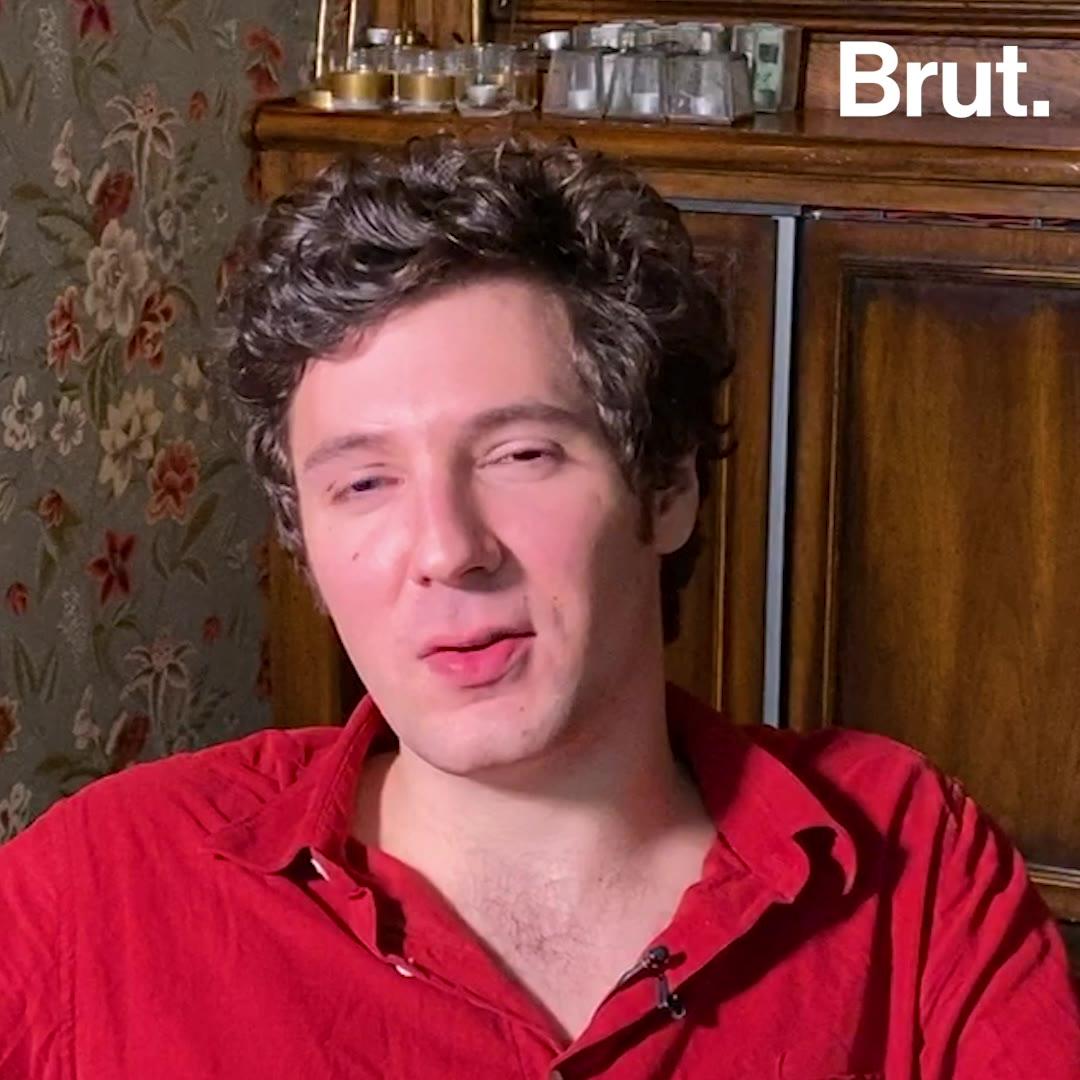3 moments qui ont changé la vie de Vincent Lacoste | Brut.