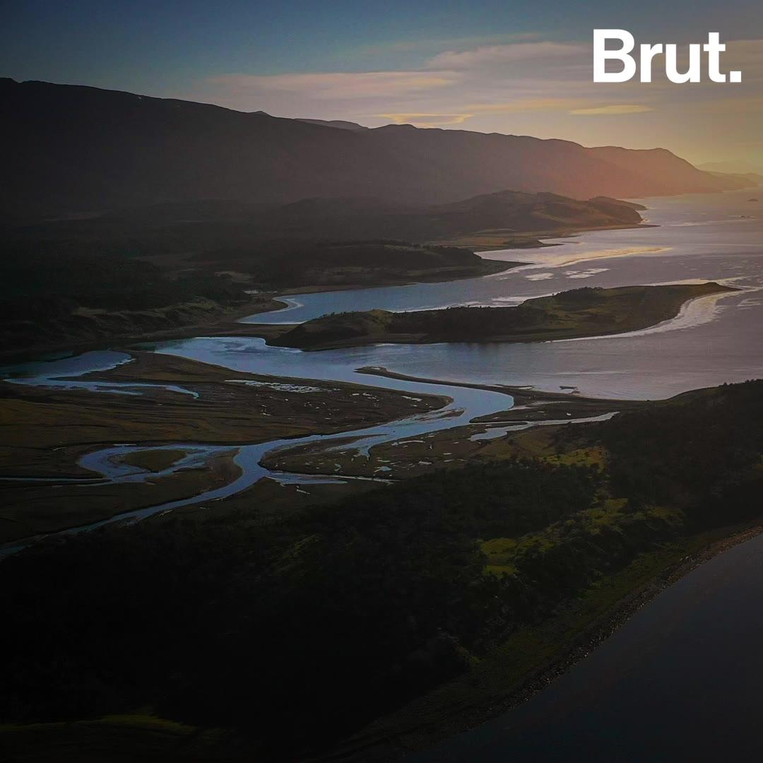 """Amérique latine : la """"terre de feu"""" au bout du monde   Brut."""