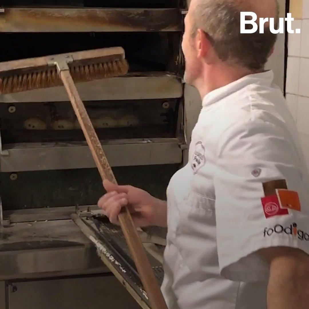 Boulanger, il se bat pour un label de qualité pour les croissants