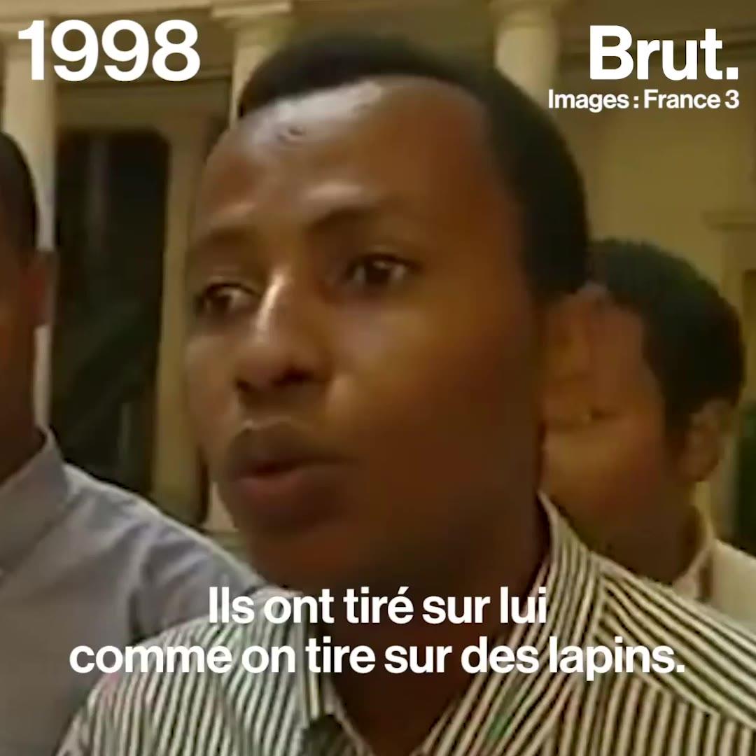 Ibrahim Ali, 17 ans, assassiné par des colleurs d'affiches FN | Brut.