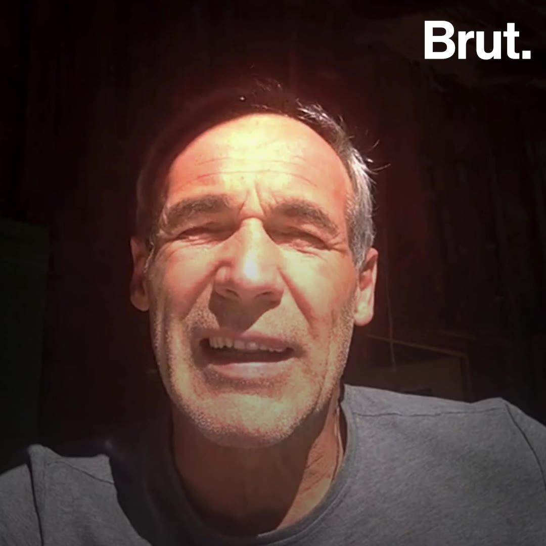 L'aventurier de l'extrême Mike Horn raconte ses échecs | Brut.