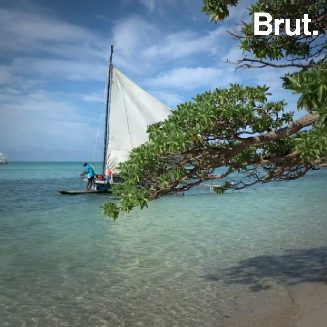L'île des Pins, un bout de terre paradisiaque au cœur du Pacifique | Brut.