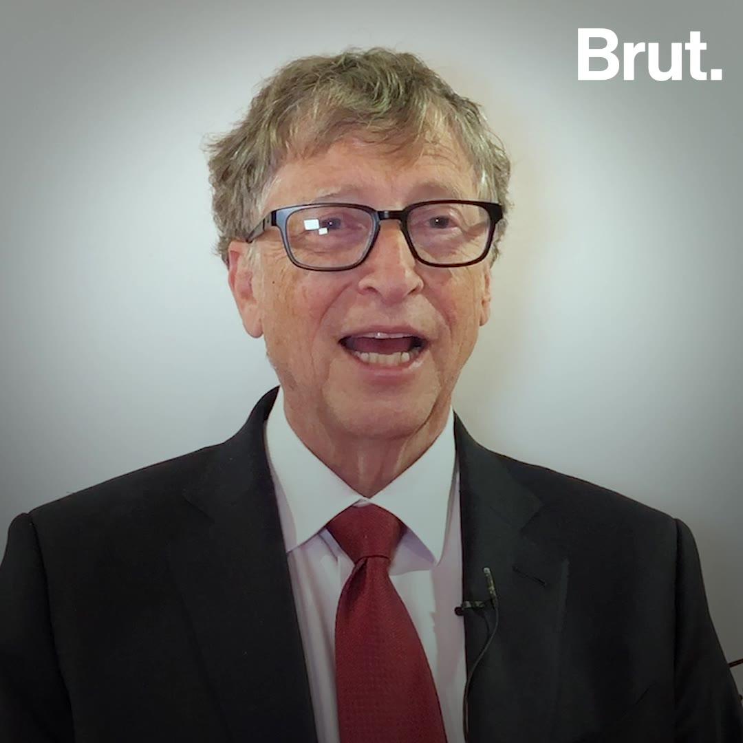 La prise de conscience de Bill Gates
