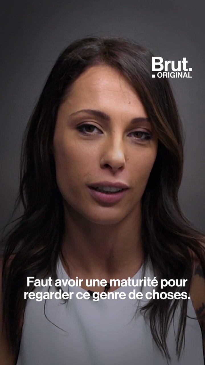 Pour l'actrice X Nikita Bellucci, il faut parler du porno aux mineurs | Brut.