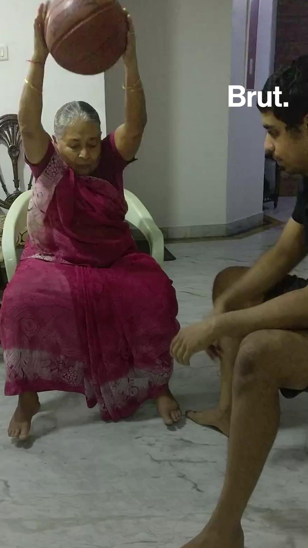 Granny fat old Plus Size