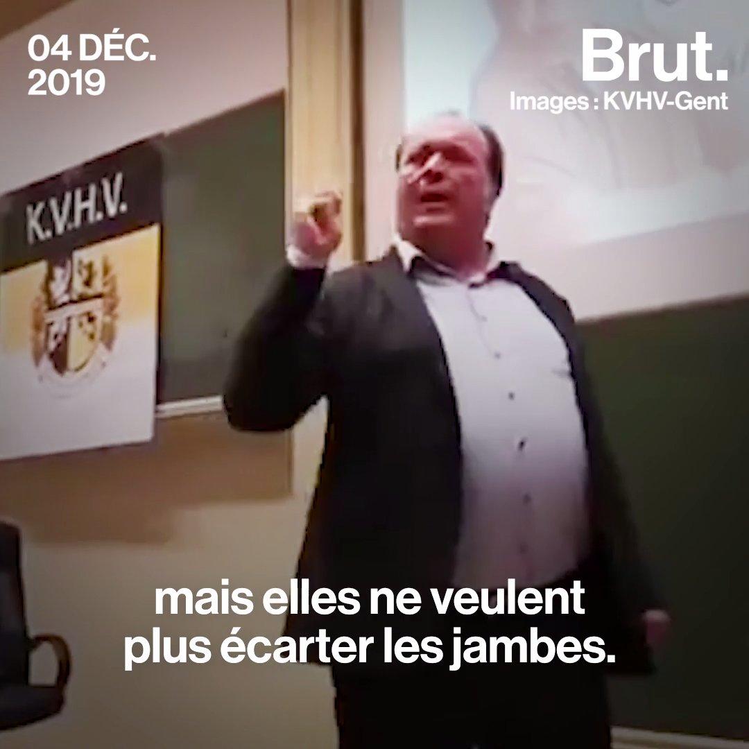 Un discours misogyne provoque un scandale en Belgique
