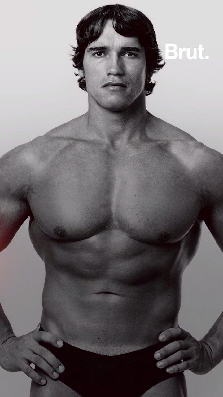 Une vie : Arnold Schwarzenegger