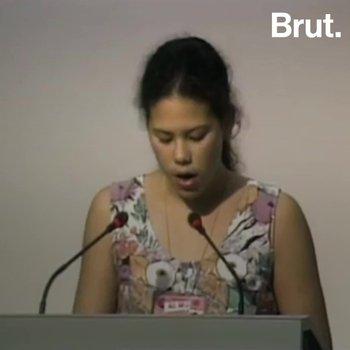 #TBT : le discours de Severn Cullis-Suzuki au sommet de Rio en 1992