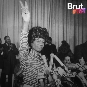 #TBT: The first black female presidential candidate