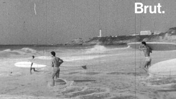 """1961 : quand la télé française découvrait le """"surfing"""""""