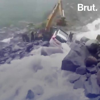 A Chilling Rescue In Uttarakhand
