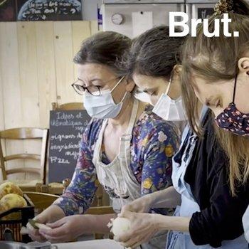 À Lyon, des sessions de cuisine participative et solidaire