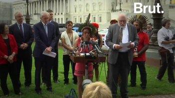 Amazonie : Artemisa Xakriabá adresse un message à Donald Trump et Jair Bolsonaro