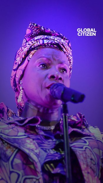 Angélique Kidjo on breaking stereotypes about African music