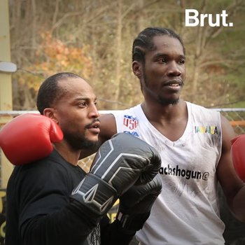 Boxing To Stop Street Violence