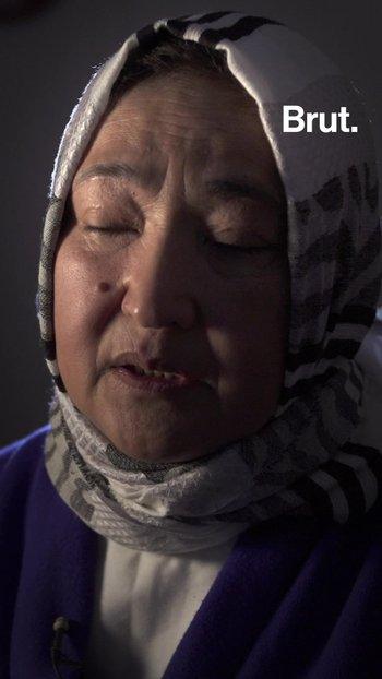 Brut. entrevista a una uigur superviviente de los campos chinos
