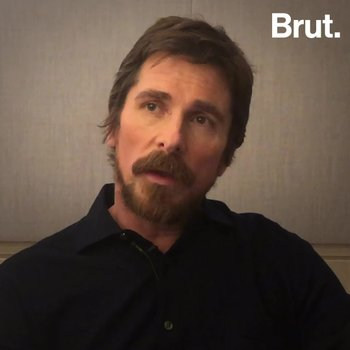 Christian Bale on Dick Cheney