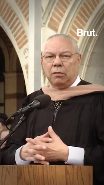 Colin Powell, remembered