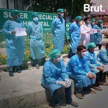 Doctors Allege Police Harassment In Kashmir
