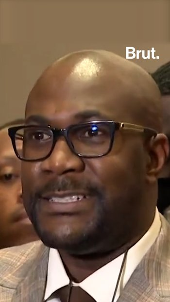 George Floyd's brother gives powerful statement