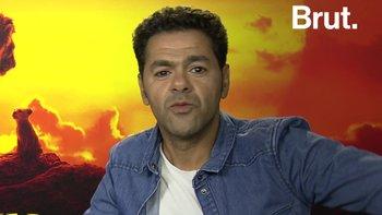 Interview Brut : Jamel Debbouze, la voix de Timon dans Le Roi Lion