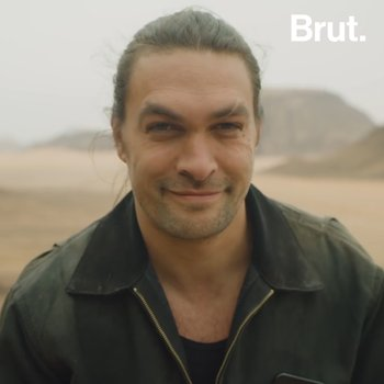 Jason Momoa Shaved His Beard to Fight for the Planet