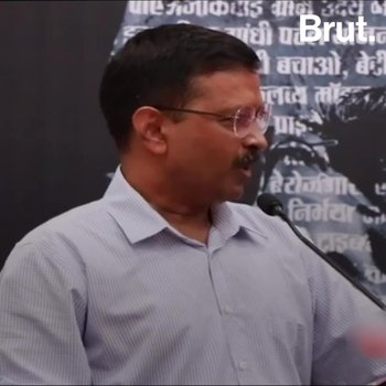 Kejriwal Equates India With Nazi Germany