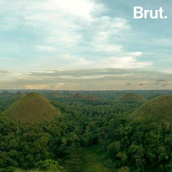 Les Chocolate Hills, curiosité géologique des Philippines