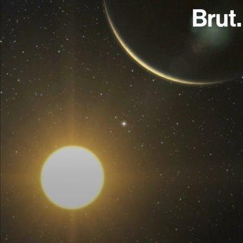 Les exoplanètes expliquées par Florence Porcel