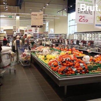Les magasins Carrefour se lancent dans le zéro déchet