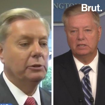 Lindsey Graham: Then vs. Now