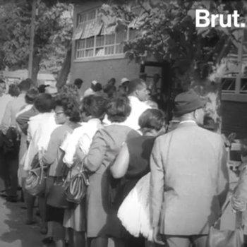 Mars 1965: Les marches de Selma