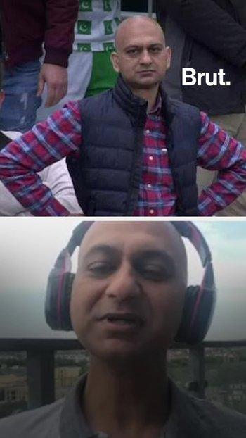 Meet The 'Angry Pakistani Fan'