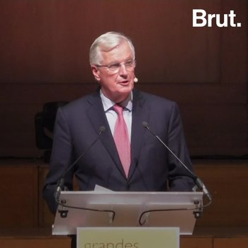 Michel Barnier: Not out to punish the UK