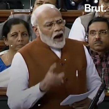 Narendra Modi: Factually Wrong