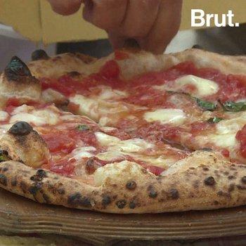 Neapolitan Pizza Recognized by UNESCO