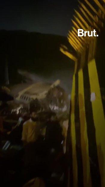Passenger Recalls Horrors Of Air India Crash
