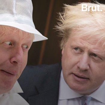 Portrait de Boris Johnson