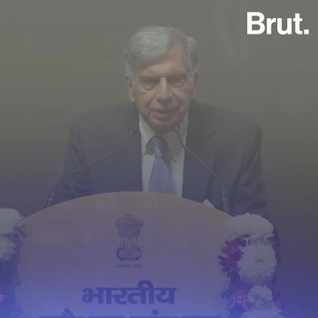 "Ratan Tata Lauds India's ""Visionary"" Government"