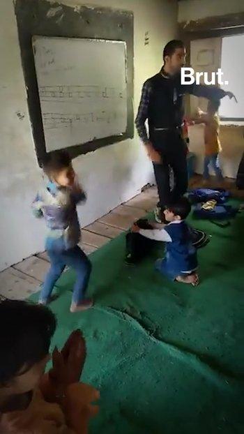 The Dancing Teacher Of Kashmir