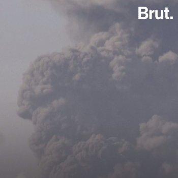 The Taal Volcano Has Awakened