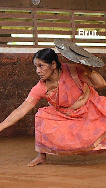 The Warrior Grandma From Kerala