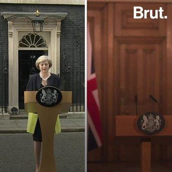 Theresa May vs. Theresa May