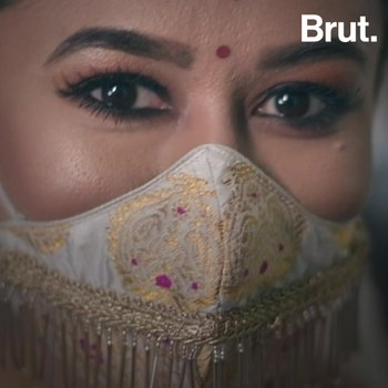 This Bridal Mask From Assam Is Simply 💯