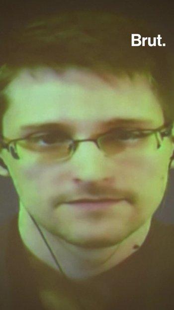 Une vie : Edward Snowden