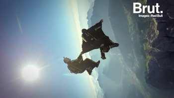 Wingsuit : un des sports les plus extrêmes (avec Ludo du Tatou et les Soul Flyers)