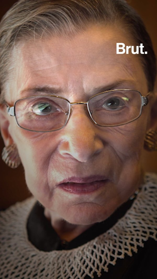 4 times RBG worked for equal rights