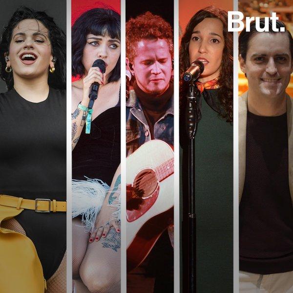 5 nominados al Latin Grammy nos hablan de su música