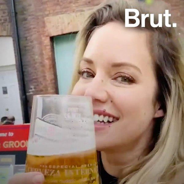 56 millions d'Anglais peuvent retourner au pub