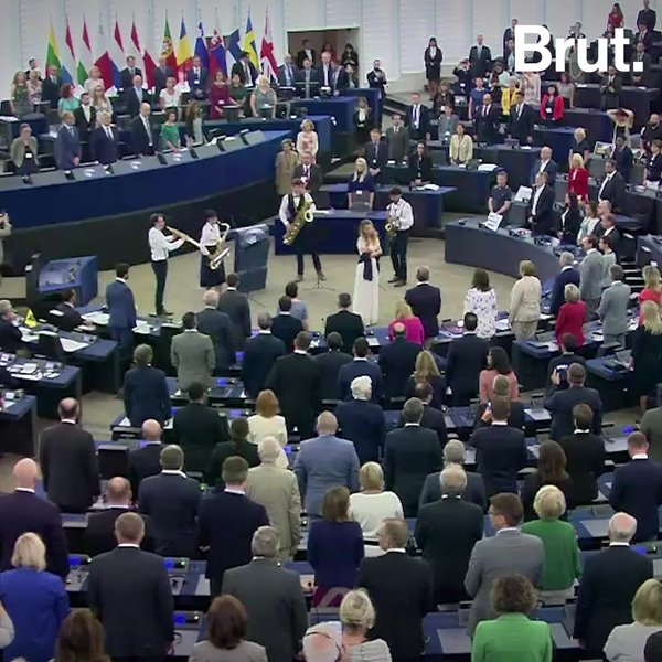Brexit MEPs turn their back on the EU